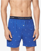 Tommy Hilfiger Men's Fashion Printed Knit Boxers