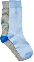 Original Penguin Novelty Socks - Pack of 2