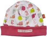 Magnificent Baby 'Nantucket' Reversible Hat (Baby) - Pink-One Size