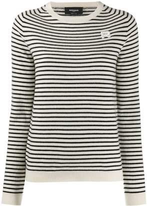 Rochas striped jumper
