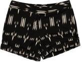 Derek Lam 10 Crosby Mini Brush Stroke Shorts