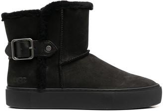 UGG Black Ankle Boots