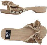 Dolce & Gabbana JUNIOR Sandals