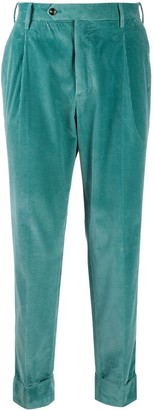 Pt01 Corduroy Pleated Trousers