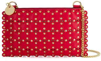 RED Valentino RED(V) Flower Puzzle cross body bag