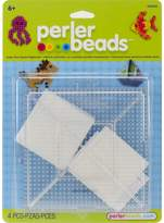 Perler Beads Pegboards- 2 Count