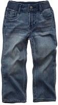 Levi's Toddler Boy Knit Light Wash Pull On Jeans