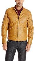 Lucky Brand Men's Thruxton Leather Jacket