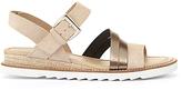 Mint Velvet Leila Low Wedge Sandals