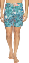 Faherty Men's Classic Countryside Boardshorts
