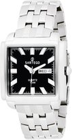 Sartego Men's SQQ31 Land Master Japanese Quartz Movement Watch