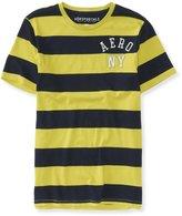 Aeropostale Mens Aero Ny Embellished T-Shirt M