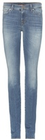 7 For All Mankind Roxanne Slim-fit jeans