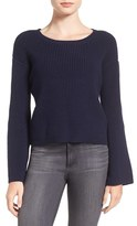 Rebecca Minkoff Women's 'Teresa' Bell Sleeve Sweater