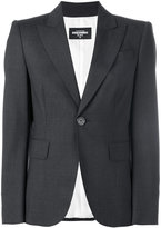DSQUARED2 open collar blazer