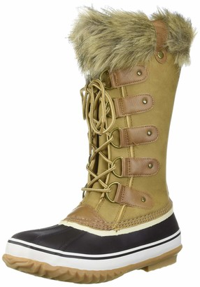 Jambu JBU Women's Edith Encore Weather Ready Snow Boot