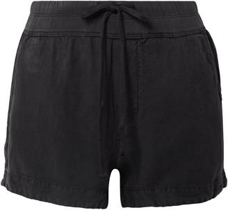 James Perse Canvas Shorts