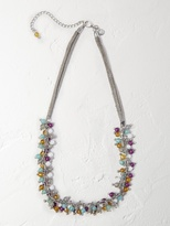 White Stuff Willow bead necklace