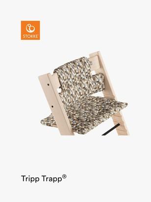 Stokke Tripp Trapp Classic Highchair Cushion, Honeycomb/Calm