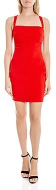 LIKELY Lindi Sleeveless Sheath Mini Dress