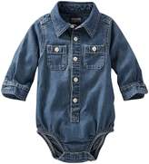 "Osh Kosh OshKosh Baby Boys' ""Chambray"" Bodysuit"