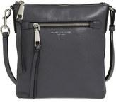 Marc Jacobs Recruit Leather Crossbody Bag