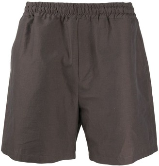 Low Brand Straight Leg Track Shorts