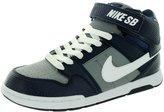 Nike Mogan Mid 2 Jr B Skate Shoe 5 Kids US