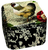 Asstd National Brand LANG French Rooster 9 Oz Tin Candle