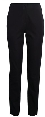 Donna Karan High-Rise Slim Trousers