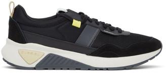 Diesel Black S-KB Low Run Sneakers