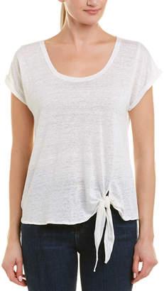 Acrobat Tie-Side Linen Top