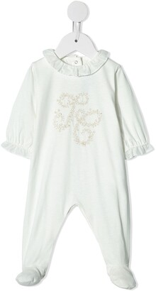 Tartine et Chocolat Embroidered Babygrow