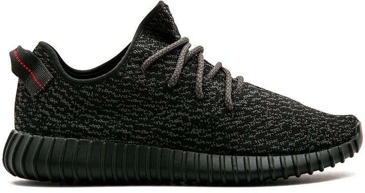 "Adidas Yeezy Yeezy Boost 350 ""Pirate Black"" sneakers"