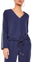 Missguided Women's Drawstring Top