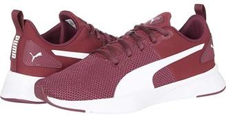 Puma Flyer Runner (Burgundy White) Men's Shoes