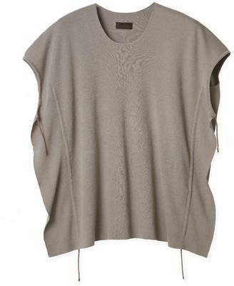 Oyuna Kelda Luxury Stone Knitted Cotton Top