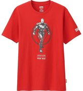 Uniqlo Men's Marvel Graphic Tee