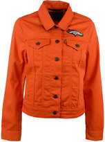 Levi's Women's Denver Broncos Trucker Jacket