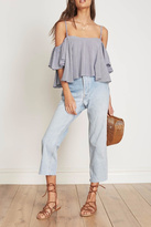 Faithfull The Brand Sisal Stripe Top