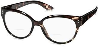 Peepers Unisex-Adult Maxine Bifocal 250225 Oval Reading Glasses