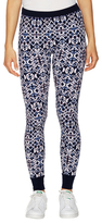 Splendid Printed Cotton Legging