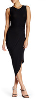 Astr Side Knot Bodycon Dress