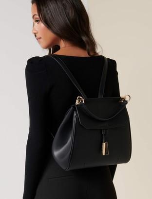 Forever New Jasmine Pinched Backpack - Black - 00