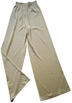 Celine Loose Trousers