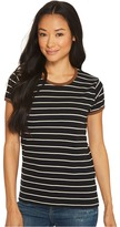 Obey Baseplate Ringer Women's Clothing