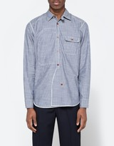 Junya Watanabe Cotton Twill Stripe/Check