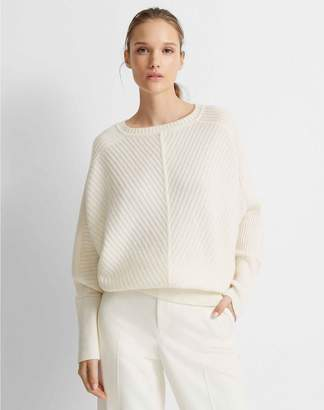 Club Monaco Multi-Ribbed Cashmere Sweater