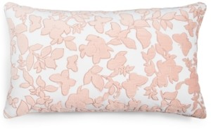 "Charter Club Damask Designs Blossom 14"" x 24"" Decorative Pillow, Created for Macy's Bedding"