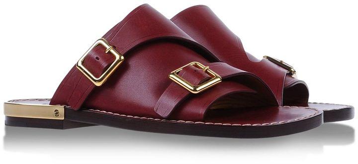 Chloé Slides & Flip flops